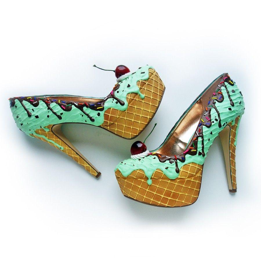 scarpe torta