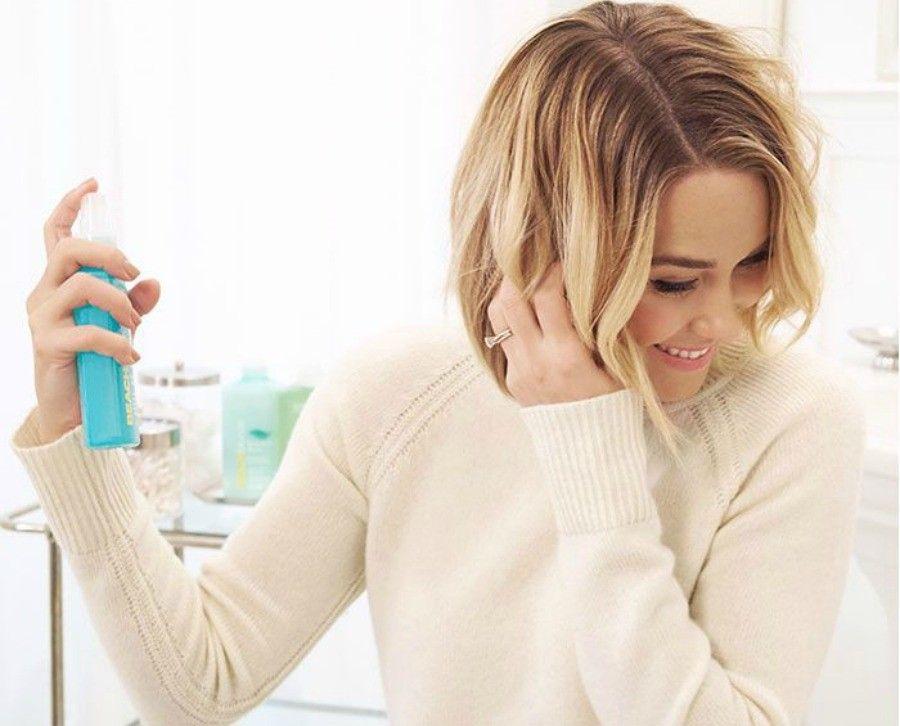 spray capelli