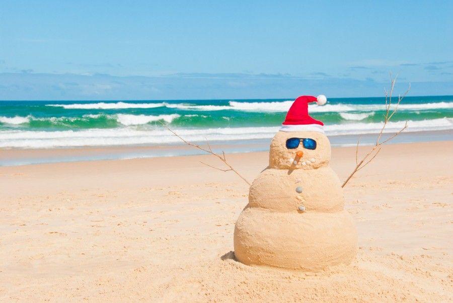Natale al caldo, un sogno!