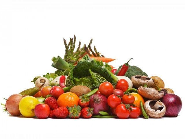 Consumate verdura di stagione
