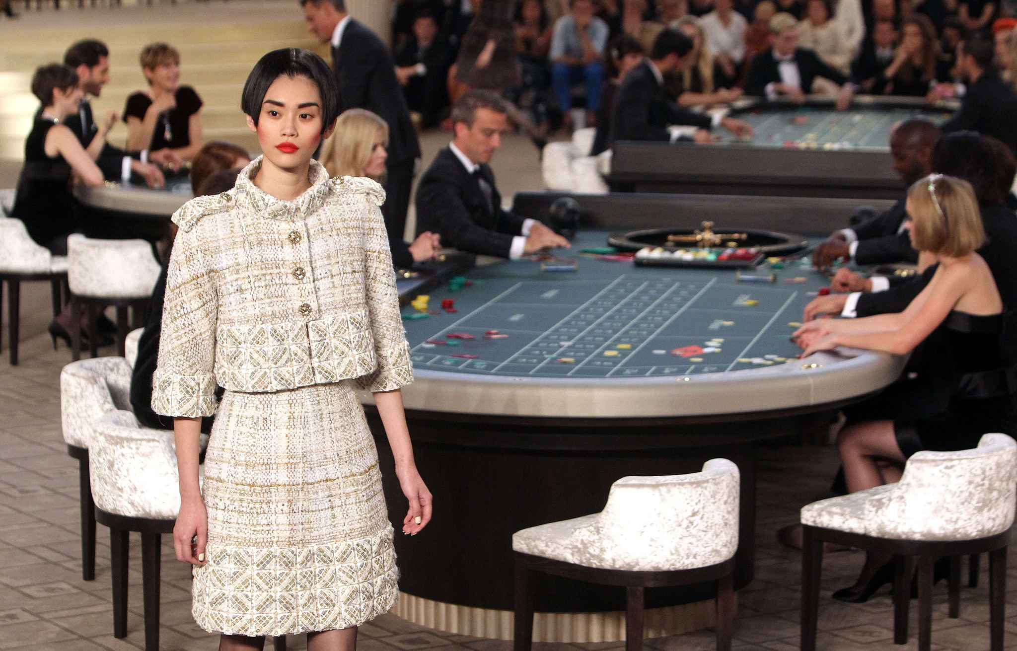 Tailleur, la tendenza moda dell'Inverno 2016