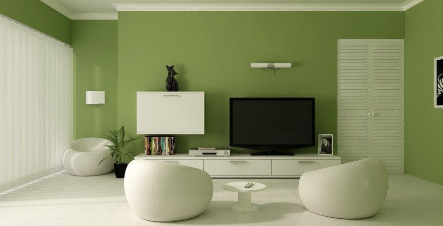 5 foto verde