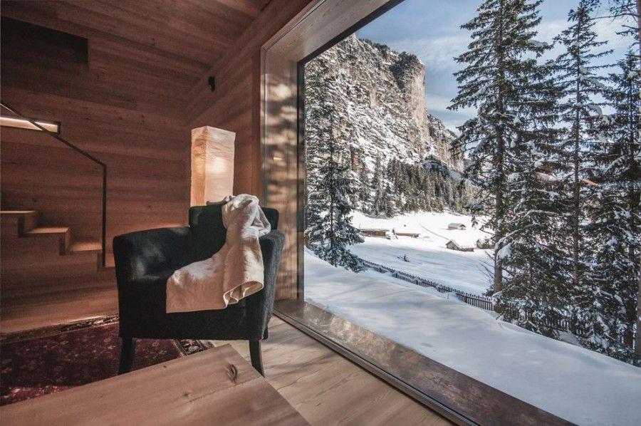 Tamersc Mountain Lodge. San Vigilio di Marebbe. Italia