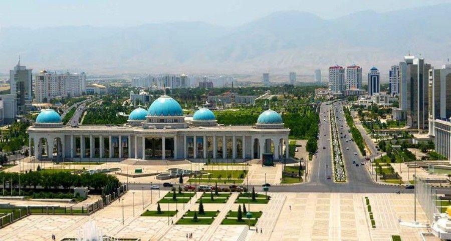 Ashgabat-Turkmenistan