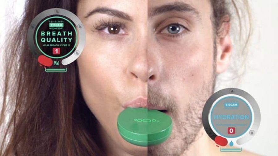 Breathometer Mint