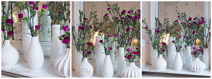 Diy 5 decorazioni invernali fai da te per la casa bigodino - Decorazioni per feste fai da te ...