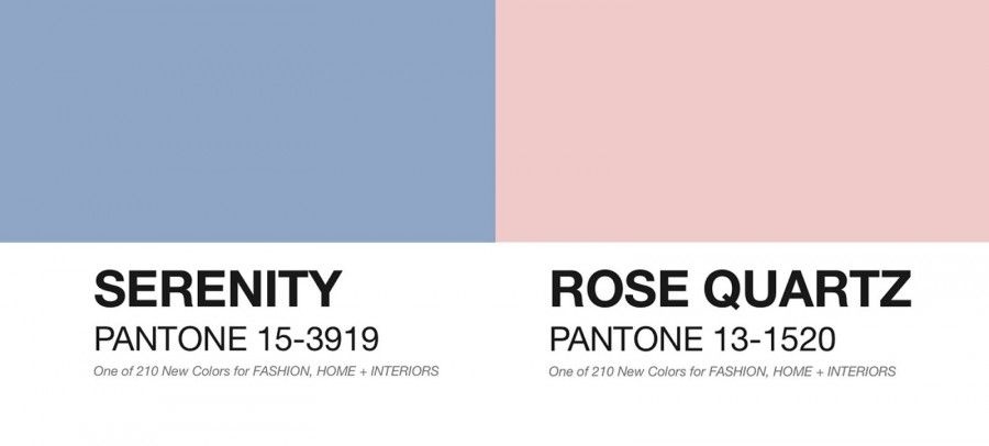 Eniwhere Fashion - Pantone colors 2016 01