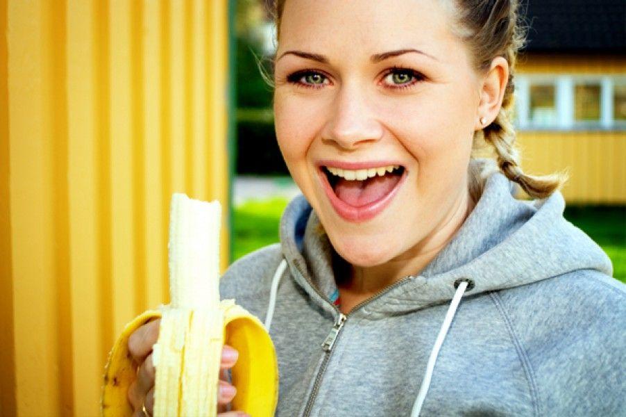 Fa bene mangiare le banane