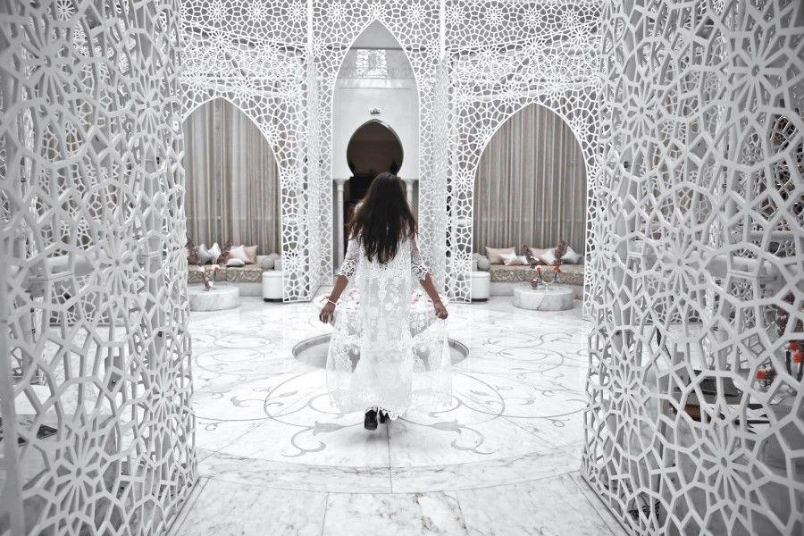 La Spa del Mansour a Marrakech