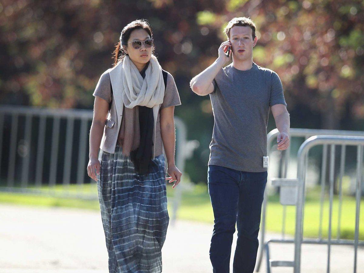 Mark Zuckerberg-priscilla