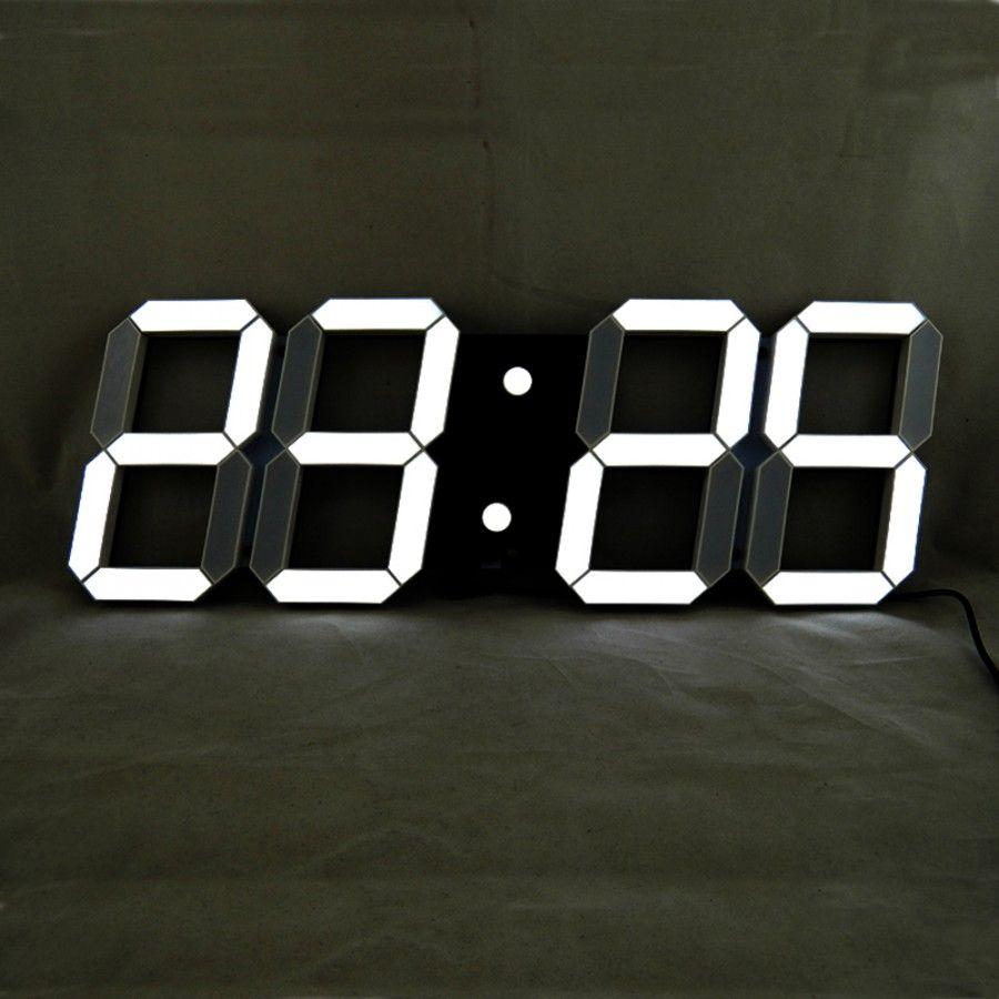 Orologi da parete di design bigodino for Orologio digitale da parete ikea
