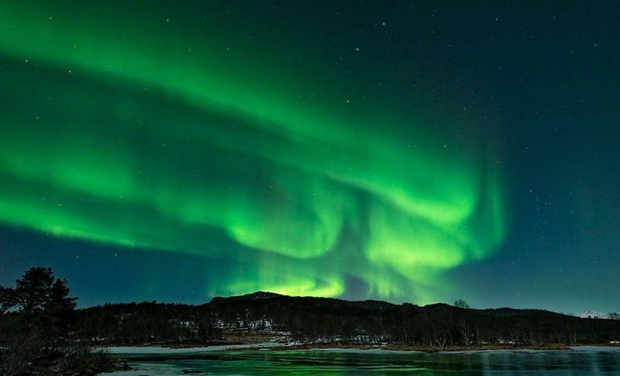 Come vedere l'aurora boreale