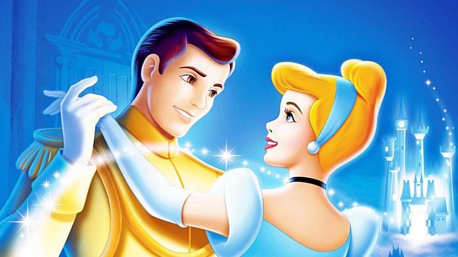Cenerentola ed il principe... gran storia d'amore...