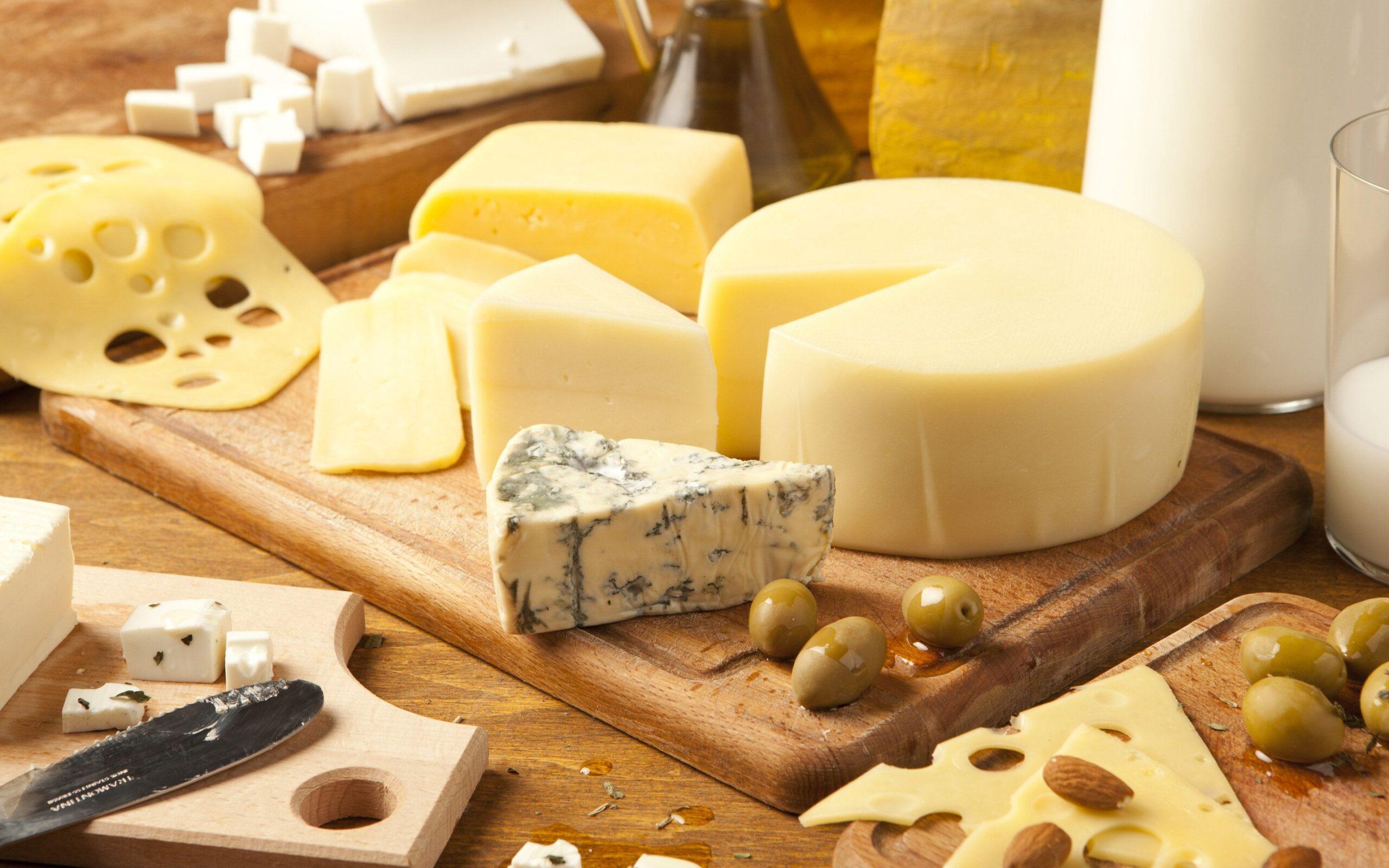 Esistono formaggi senza lattosio?