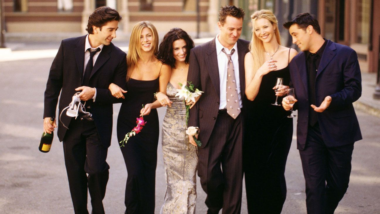 Friends The Movie: il film si farà davvero?