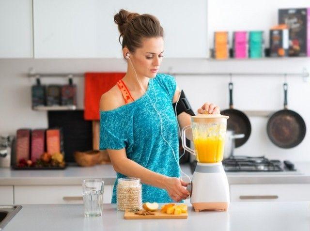 Il frullatore è una delle cose più sporche in cucina