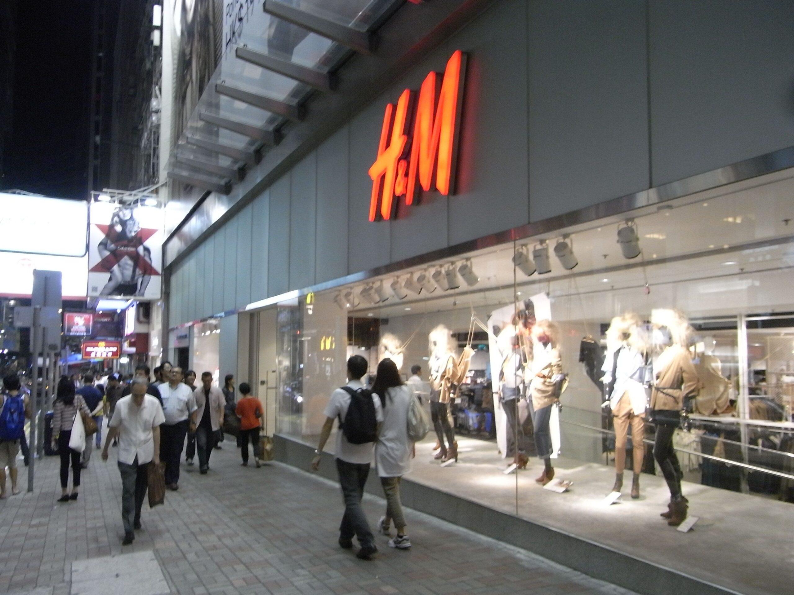 H&M si scusa con gli ebrei per una sciarpa