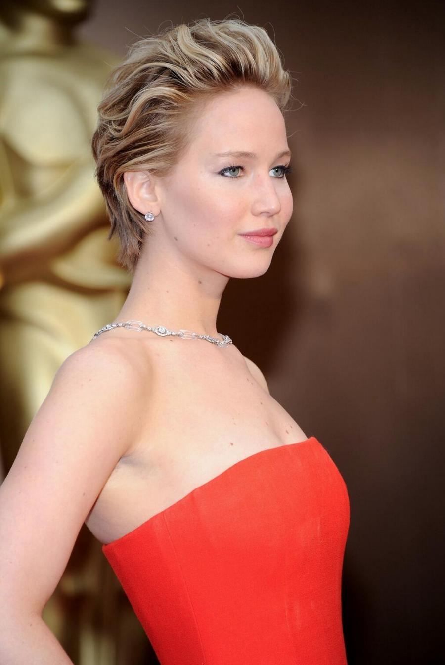 Jennifer Lawrence agli Oscar 2014