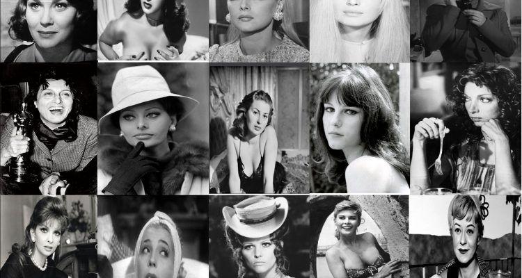 Come ricreare i look delle dive di hollywood di una volta - Dive anni 60 ...