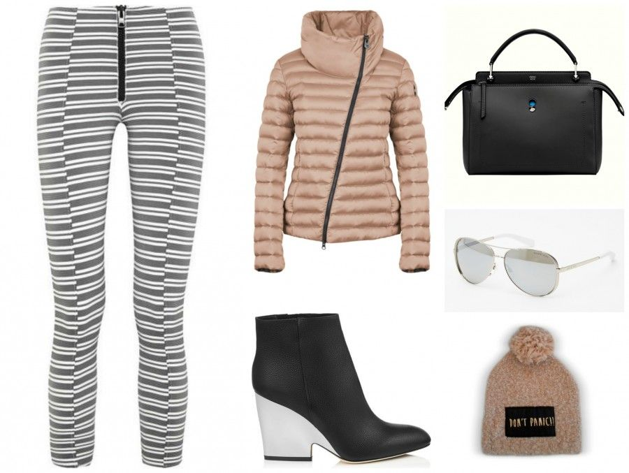 leggings a righeCollage
