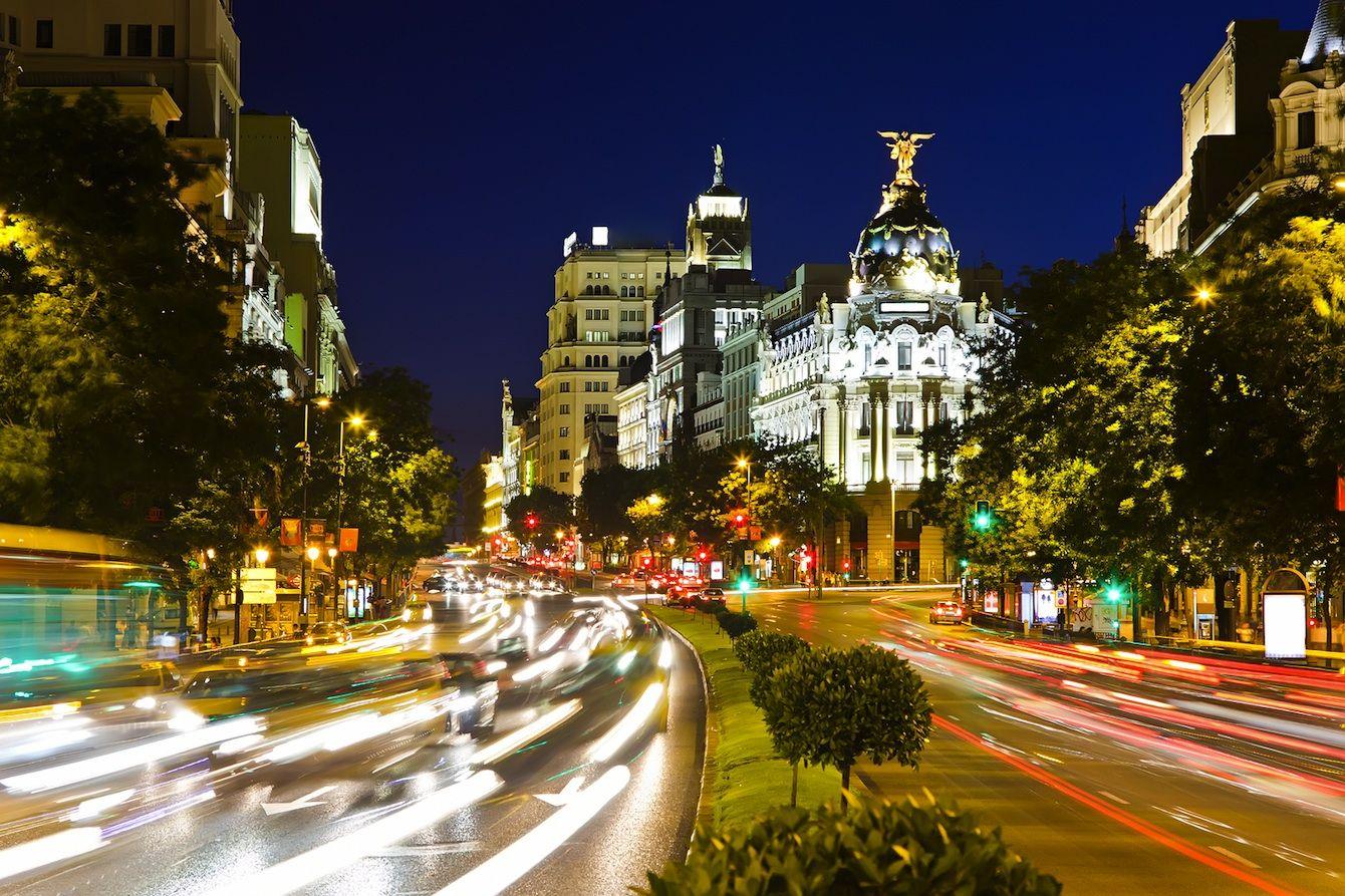 Weekend a Madrid con meno di € 250