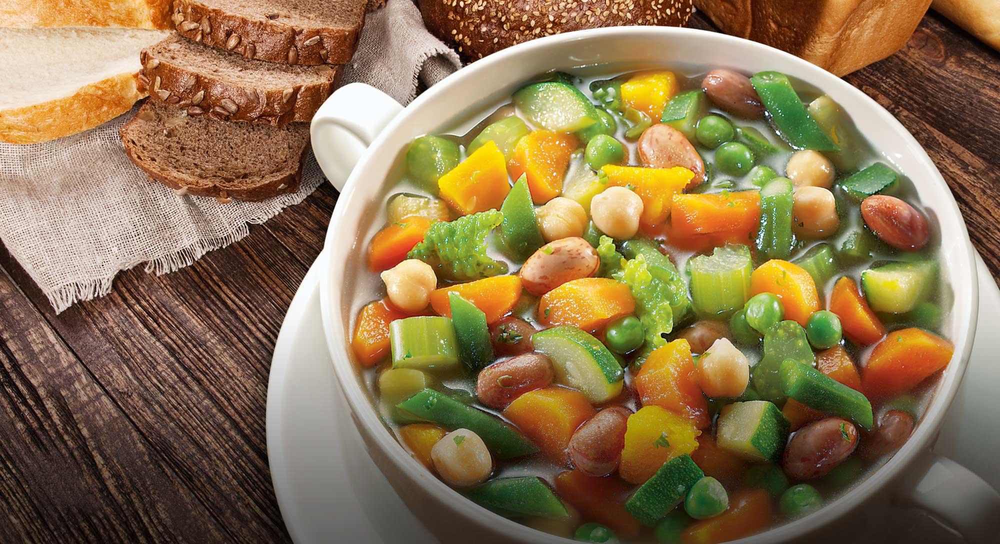 Come funziona la dieta del minestrone?
