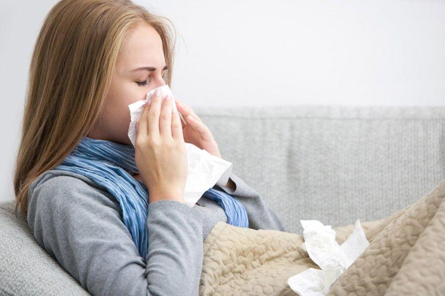 Il raffreddore ci mette sempre ko...