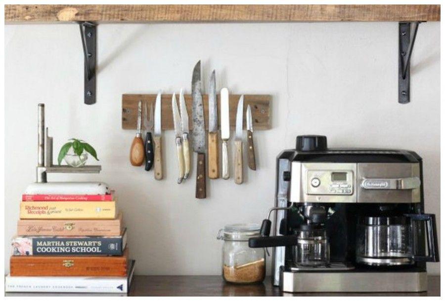 Diy come realizzare una lavagna magnetica bigodino for Utensili da cucina di design