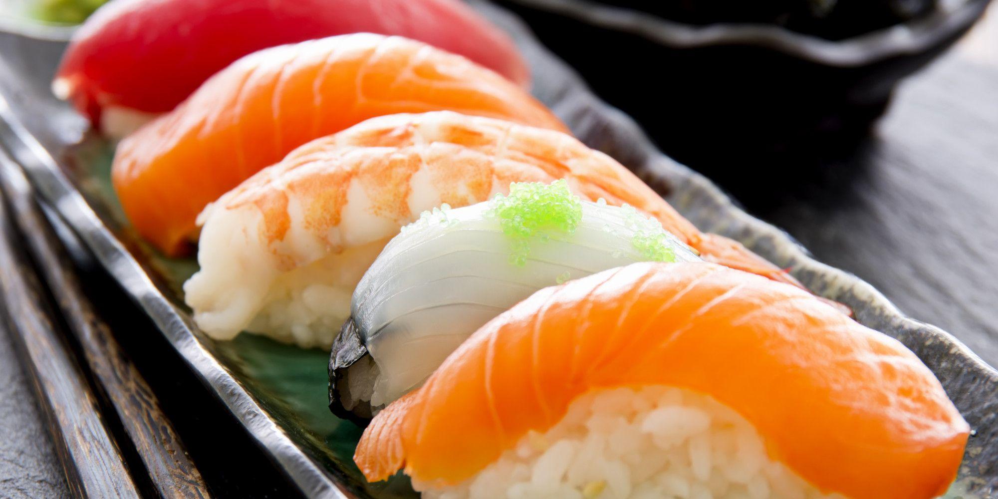 5 modi per riconoscere un buon sushi