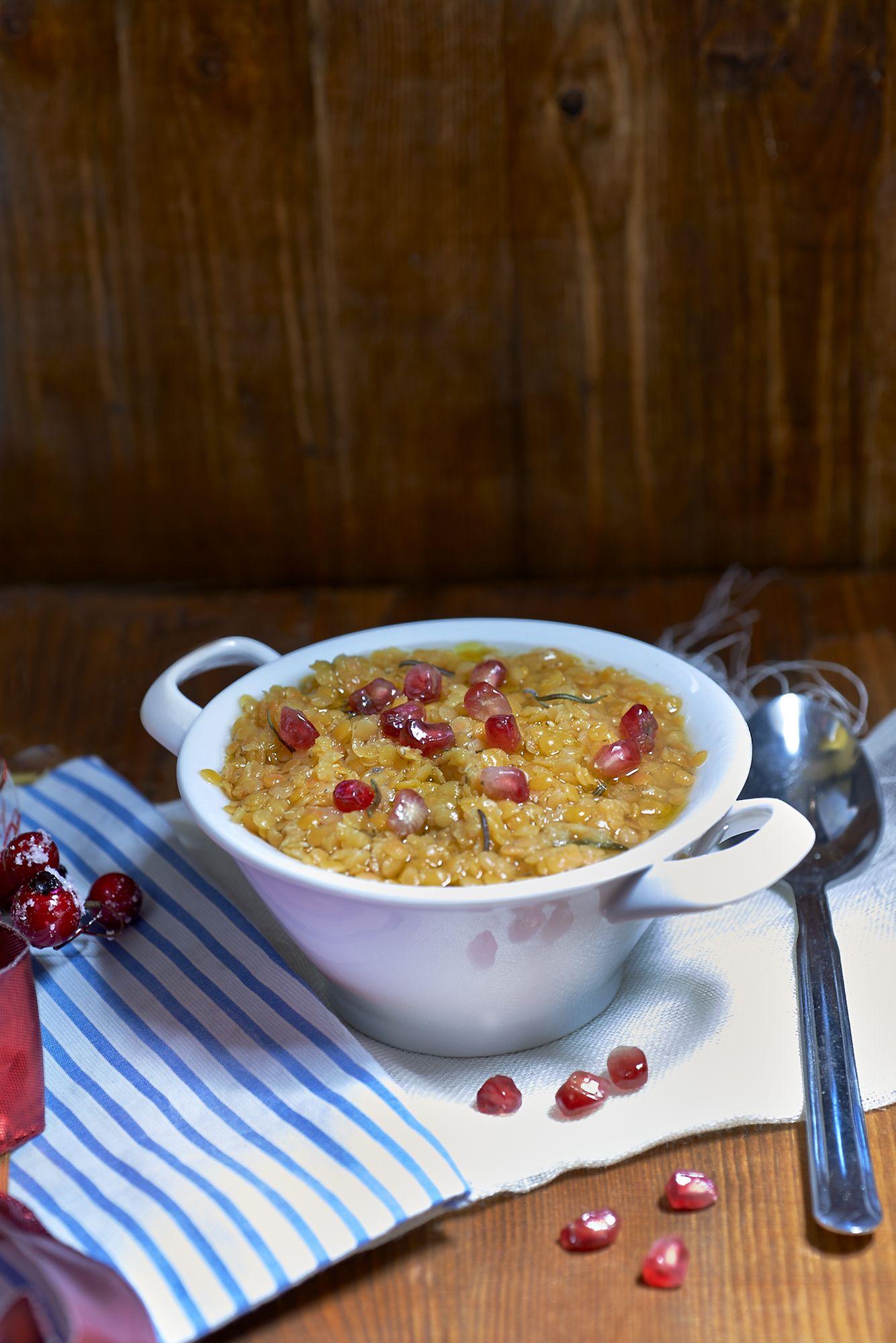 zuppa lenticchie e melagrana copia