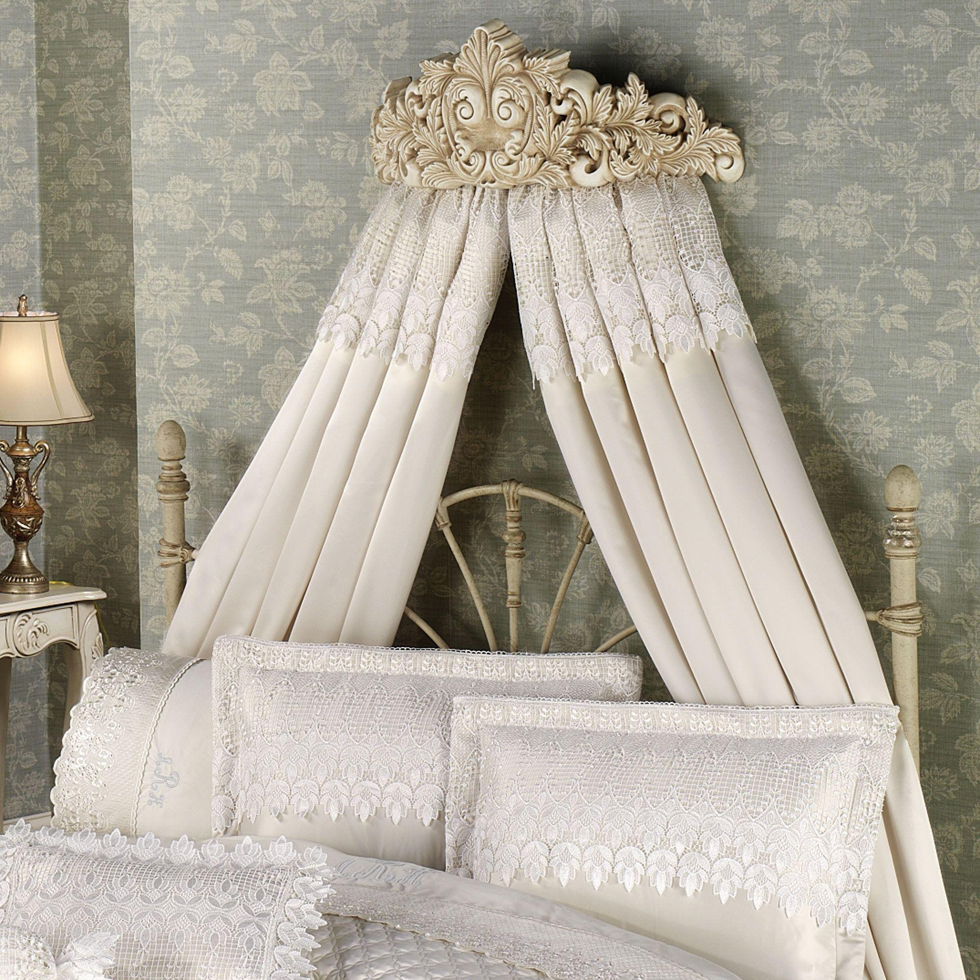 DIY come fare un letto a baldacchino