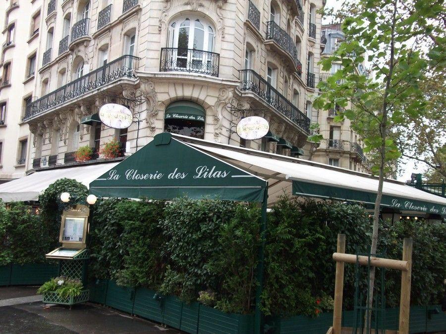 Itinerario di Hemngway a Parigi