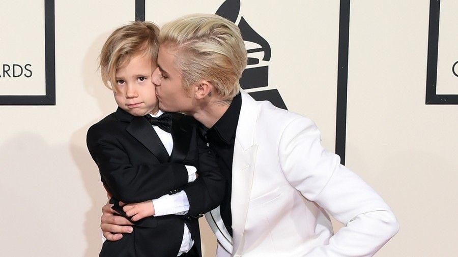 Justin Bieber ai Grammy 2016