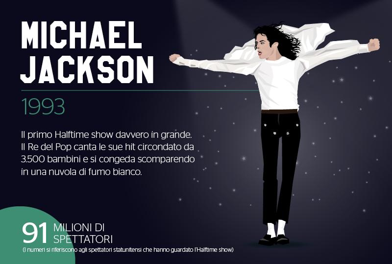 1993 - Super-Bowl - Michael Jackson