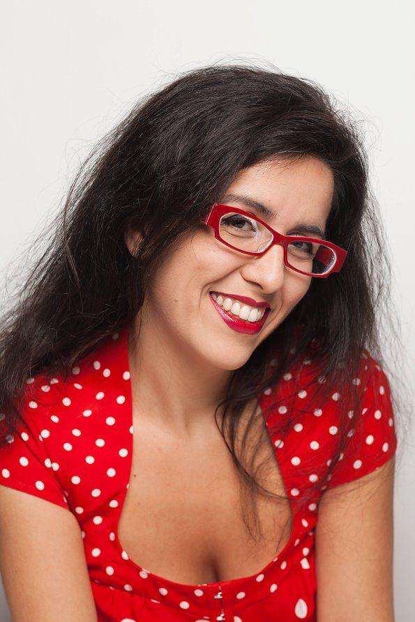 Roberta Deiana - autrice di Sesso, droghe e macarons