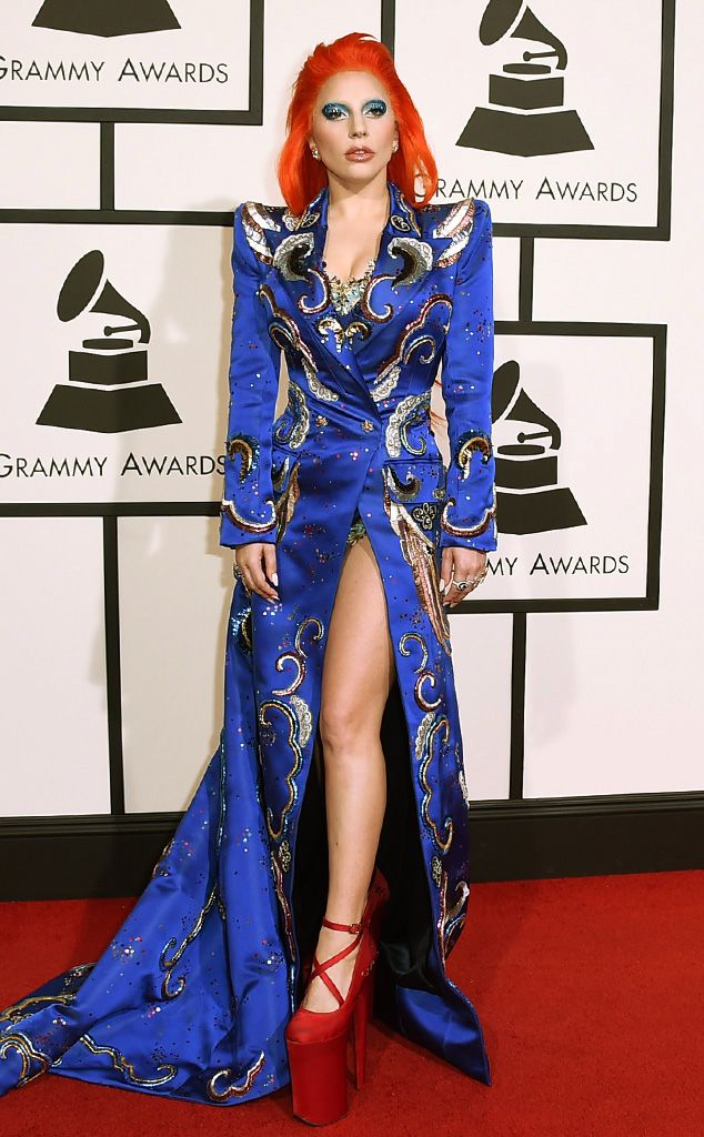 Lady Gaga ai Grammy 2016