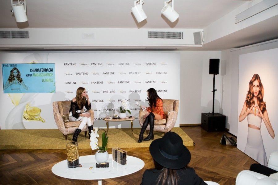 Intervista a Chiara Ferragni nuova Global Ambassador Campelli Pantene