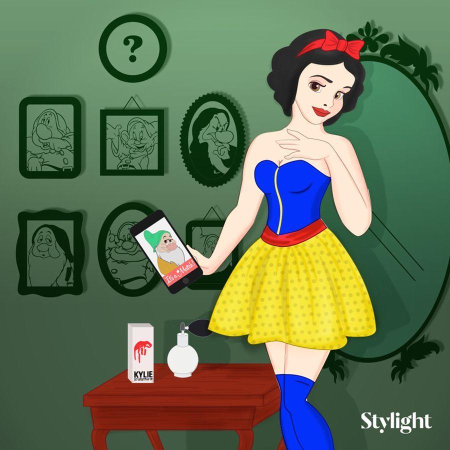 Biancaneve - Principesse Disney - San Valentino (Stylight)