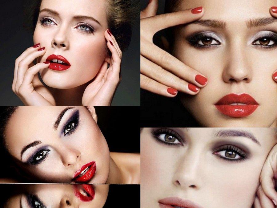 Il make up perfetto per San Valentino: labbra rossissimi e occhi da cerbiatto