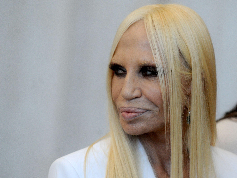 Donatella Versace Leeftijd