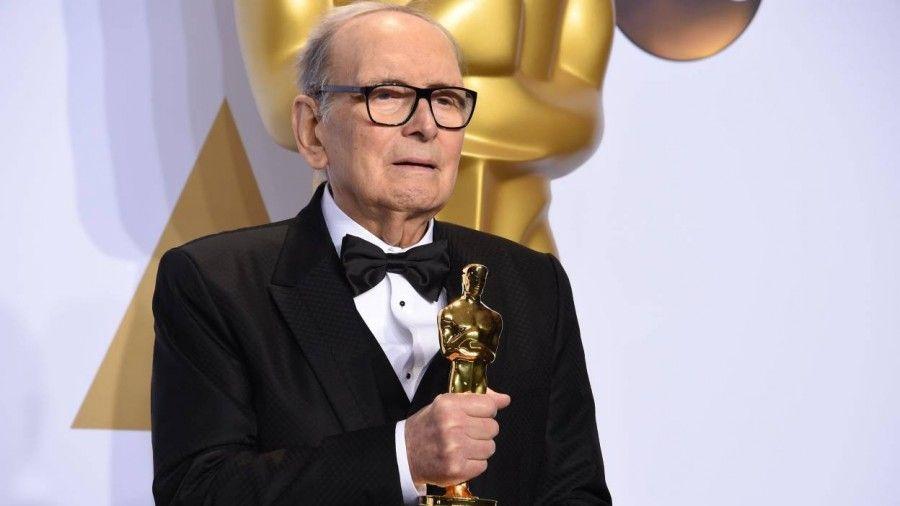 Ennio Morricone vince agli Oscar 2016
