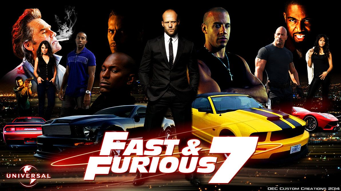 Fast and Furious7