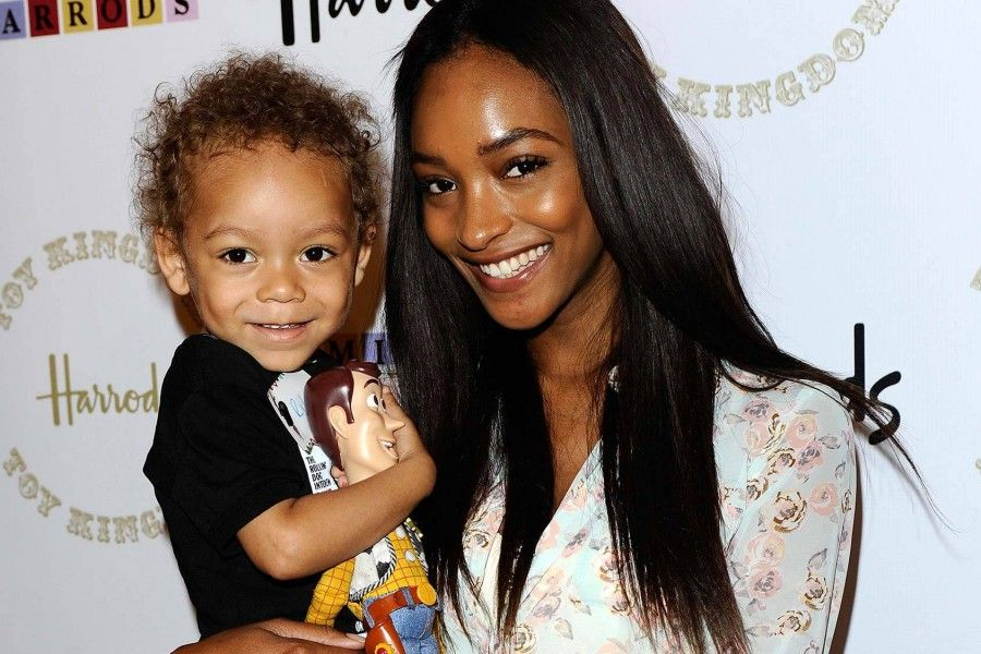 Jourdan Dunn e Riley