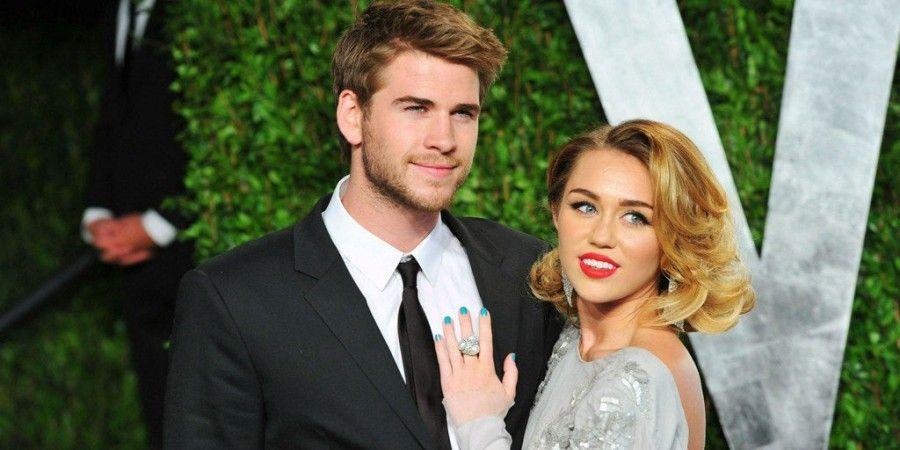 Liam e Miley 2