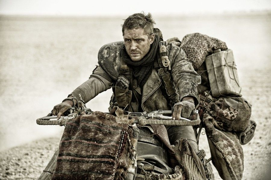 GTom Hardy in Mad Max Red Fury