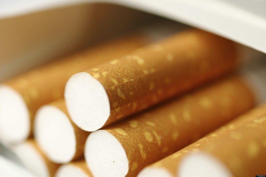 Basta sigarette!
