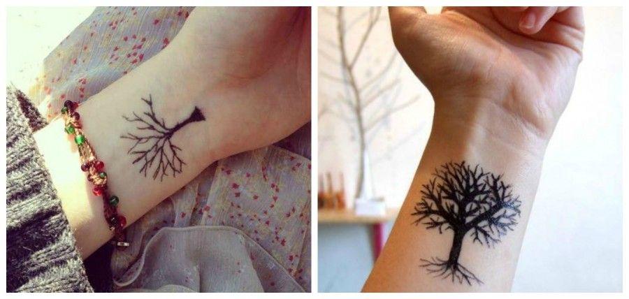 Trend alert i tatuaggi da polso bigodino for Bussola tattoo significato
