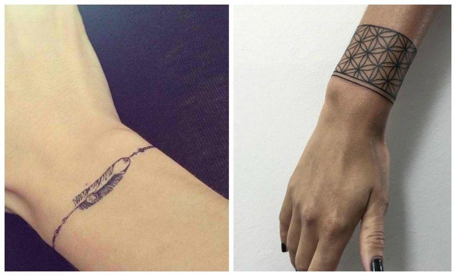 Fabuleux Trend Alert: i tatuaggi da polso | Bigodino EC62