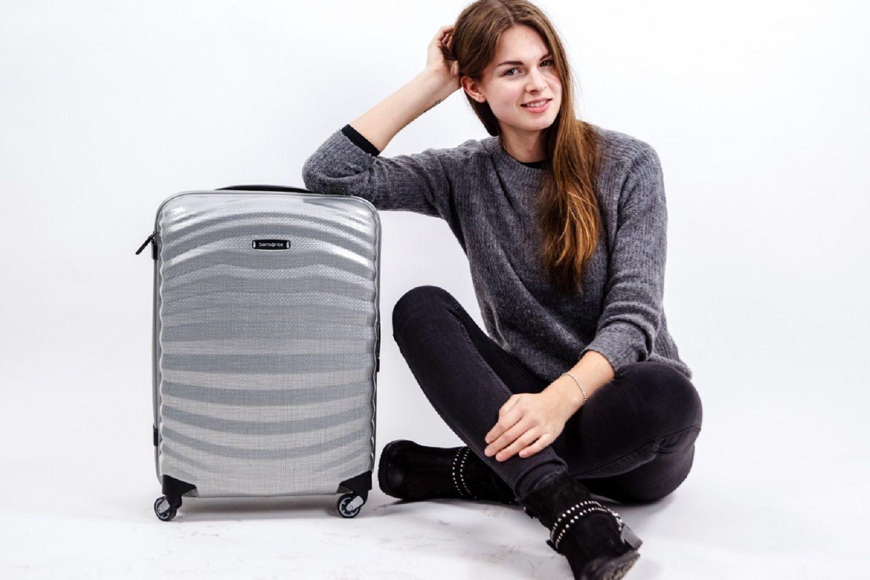 Viaggiare con stile con le nuove valigie di tendenza