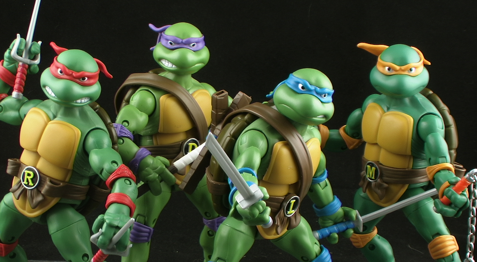 Teenage Mutant Ninja Turtles Playmates Toys Inc. (1988–1996)